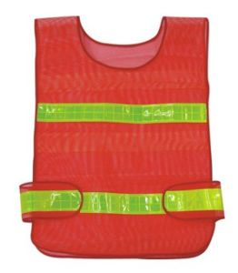 High-Visibility Roadway Reflective Vest Hs702 pictures & photos