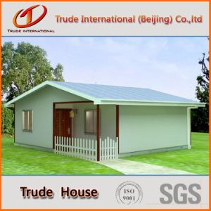 Color Steel Sandwich Panels Mobile/Modular/Prefab/Prefabricated Living Villa pictures & photos