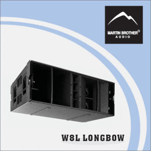 W8l Longbow Line Array Speaker