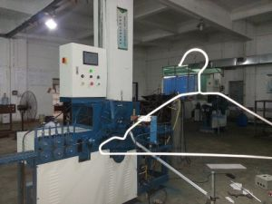 Excellent Automatic Clothes Hanger Forming Machine pictures & photos