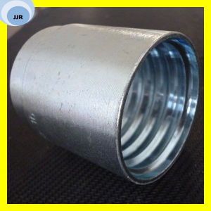 1-Wire Hose Ferrule Ferrule Fitting 00110 pictures & photos