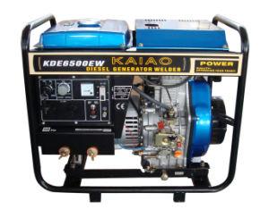 China Kde6500ew 50 200a Diesel Power Arc Welding Generator China Welding Diesel Generator Set Dc Diesel Welder
