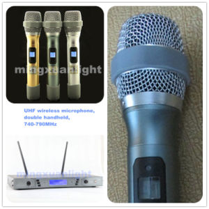 Professional UHF Wireless Microphone (DC-ONE) pictures & photos