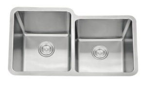 Stainless Steel Double Sink, Kitchen Sink (D03) pictures & photos