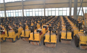 New Manual Single Drum Vibration Road Roller pictures & photos