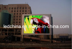 Outdoor P20 Full Color Video LED Billboard pictures & photos