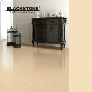Interior Floor Glazed Polished Tile with Beige Color 600*600 pictures & photos