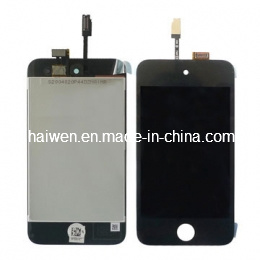 for iPod Touch 4th 4G Touch Screen and LCD Assembly - Black