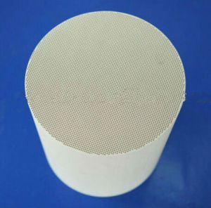 Ceramic Diesel Particulate Filter DPF Honeycomb Ceramic for Exhaust System pictures & photos