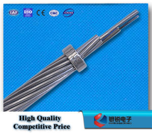 Optical Fiber Composite Overhead Ground Wire (Model: OPGW32) Opgw Cable pictures & photos