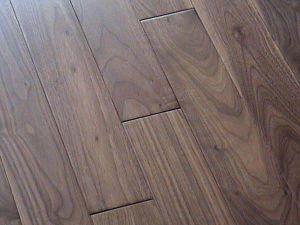 C&L Unfinished American Walnut Solid Wood Flooring