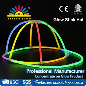 Glow Stick Cap, Glow Stick for Party Novelty Toy pictures & photos
