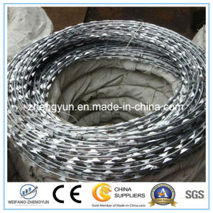 Sharp Blade Razor Barbed Wire