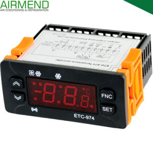 Temperature Controller (etc-974) Electronic Temperature Control Industrial Temperature Controller