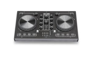 China Top Selling Professional DJ Mixer Controller MIDI VDC