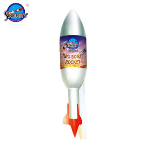 "Sf-R3011 Big Boss 3"" Inch Rocket Fireworks"
