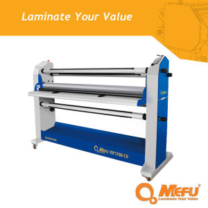 (MF1700-C5) Mefu Factory Supply Trimmer Function Full-Auto Cold Roll Laminator