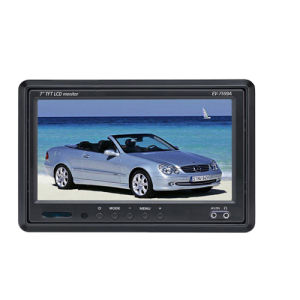 7 Inch Headrest LCD Car Monitor (H-7086) pictures & photos