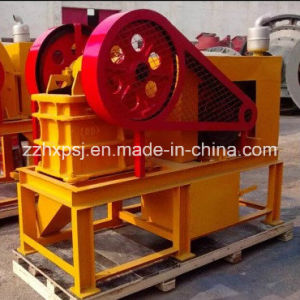 Diesel Engine Driving Mobile Jaw Crusher 400*600 pictures & photos