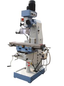 Horizontal & Vertical Milling Machine (ZX5325/ZX5325C) pictures & photos