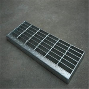 Galvanized Foot-Treadle Grating