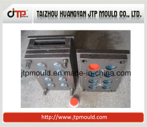 8 Cavities Plastic Injection Mould of Cap Mold pictures & photos