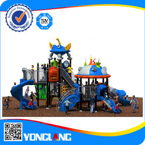 Low Price Small Outdoor Preschool Playground Toys/Plastic Outdoor Playground Toys pictures & photos
