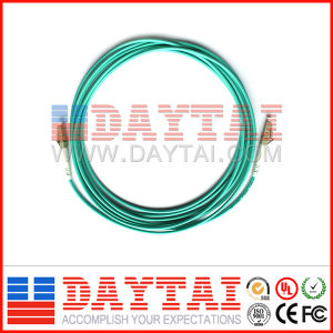 LC/PC to LC/PC Om3 Fiber Optic Patch Cord (LC/PC-LC/PC-OM3) pictures & photos