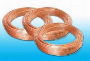 Single Side and Both Side Copper Coating Bundi Pipe