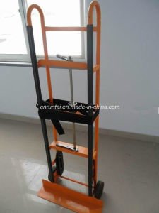 Hingh Quality/ Best Price Hand Trolley pictures & photos
