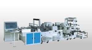 Full Automatic Patch Bag Making Machine Fb-B
