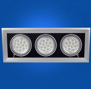 3X12W LED Downlight / LED Recessed Light for Lighting