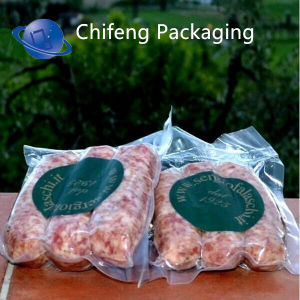 Vacuum Bag for Packaging of Sausage pictures & photos