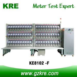 Class 0.05 64 Position Two Current Loop Single Phase kWh Meter Test Bench pictures & photos