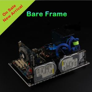 China Qdiy Pc D60 On Sale Personalized Transparent Acrylic Water