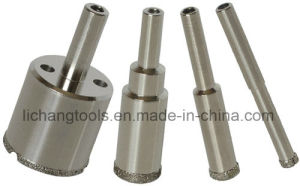 Power Tool Diamond Core Bit for Marble pictures & photos