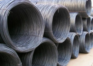 5.5mm-14mm Low Carbon Steel Wire Rod pictures & photos