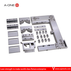 Adjustable Horizontal Wire EDM Base Plate pictures & photos