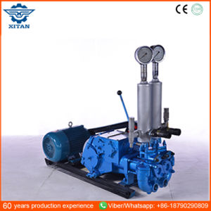Bw160/10 Horizontal Double Cylinder Variable Double Liquid Grouting Pump pictures & photos