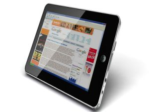 "9.7"" Touch Screen Freescale Cortex A-8 Tablet PC"