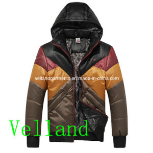 Outdoor Functional Active Ski Sports Wear Winter Jacket (VD-J197)