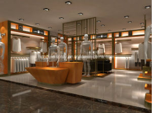 Custom Menswear Shopfitting, Men Garment/Clothing/Footwear Store Display Fixtures pictures & photos