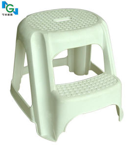 Injection Plastic Stool Mould with PP Materials pictures & photos