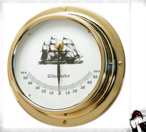 Dial Type Brass Case Clinometer Dial 124mm pictures & photos
