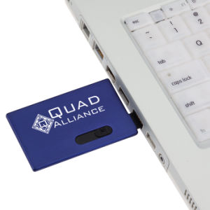 Slide Card Micro USB Drive