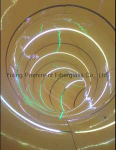 china amusement parks and attractions led light fiberglass water