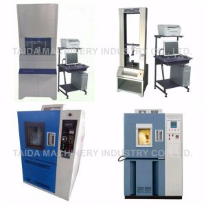 Rubber Testing Machine Laboratory Equipment Instrument pictures & photos