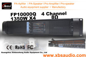 spx pro audio 2 channel amplifier