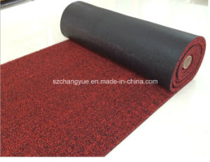 Plastic Foam PVC Coil Rug Mat and Roll pictures & photos