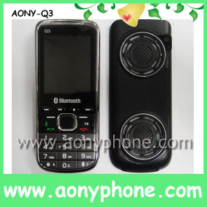 Cellular Phone Q3 with Loud Speaker